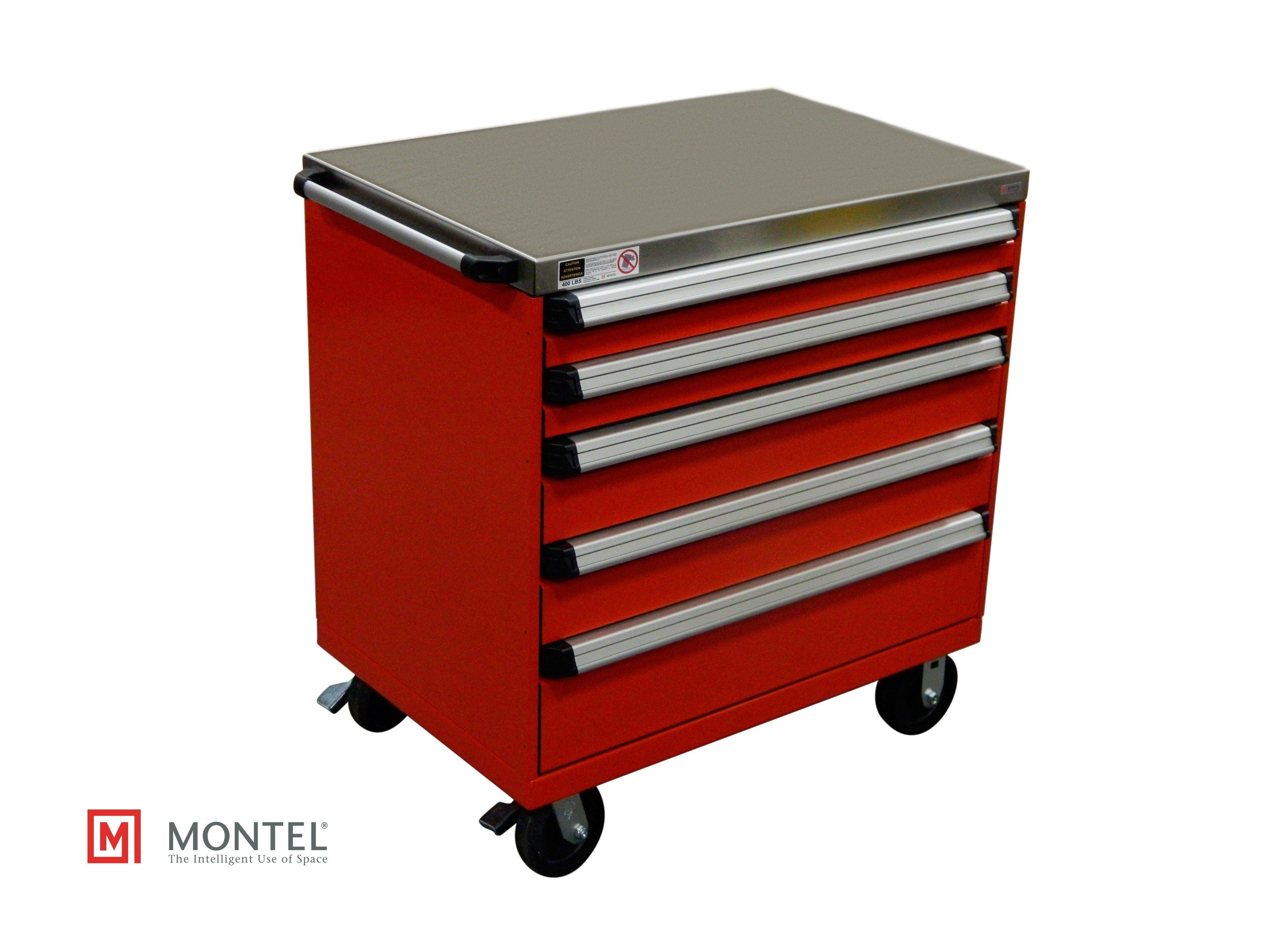 Coffre à tiroirs Montel