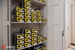 Armoires à portes double Smartshelf