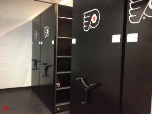 Rangement pour équipement de Hockey Mobilex de Montel
